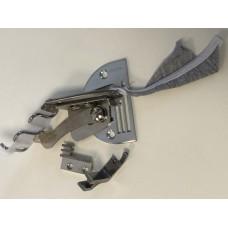 Фуния за бие за права машина, в комплект с плочка, краче и зъби